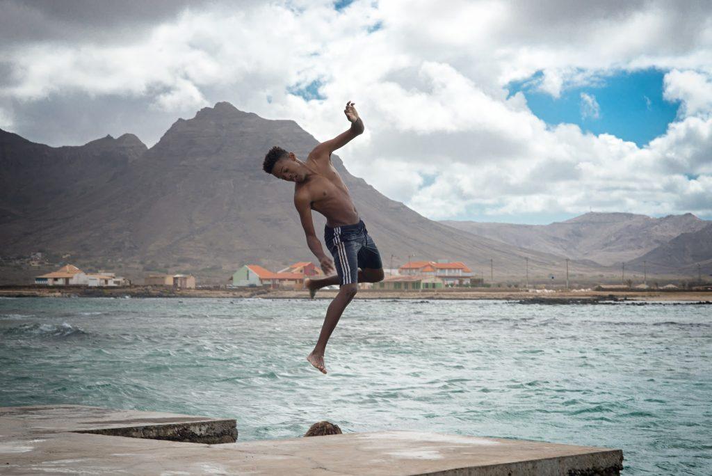 Jump Around - Sao Vicente, Cabo Verde
