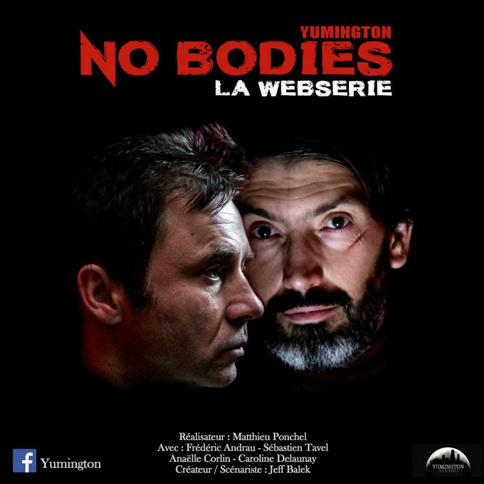 no bodies affiche