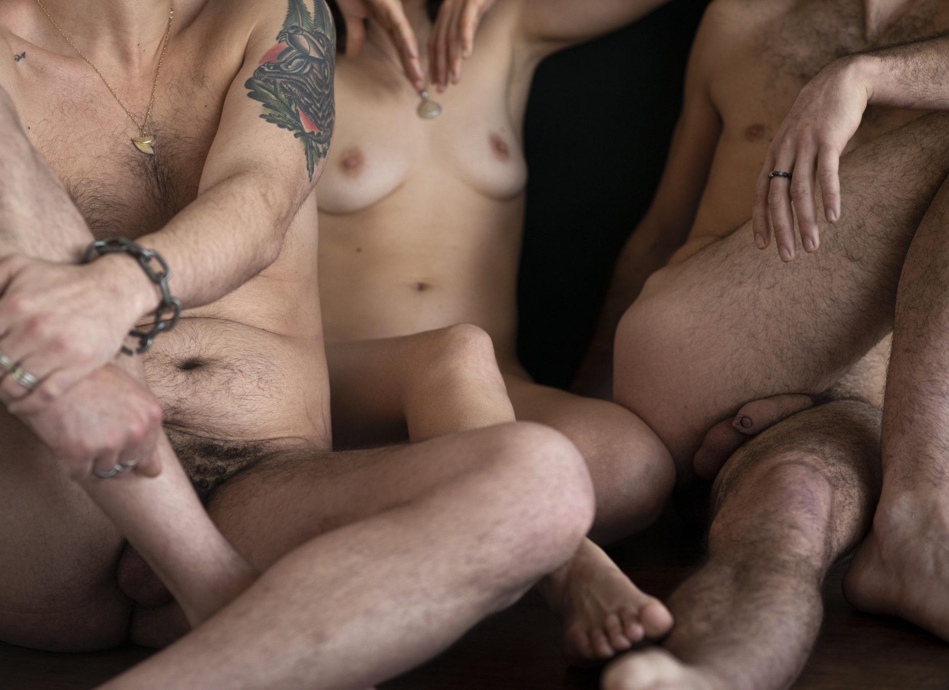 Manon, Jérémy et Théo